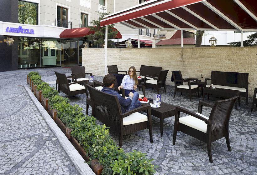 外部 ホテル Mia Berre イスタンブール