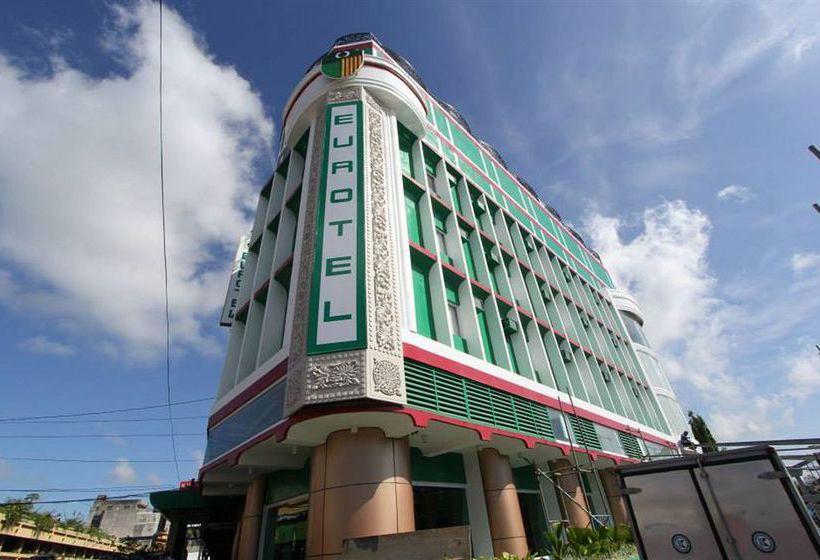 Eurotel Naga Manila