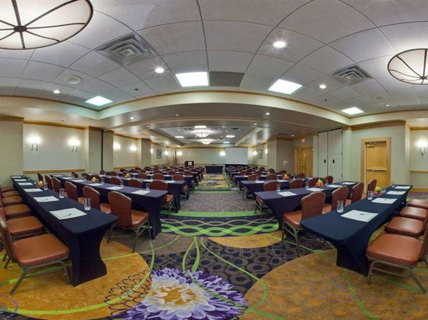 Meeting rooms Hotel Holiday Inn Clark  Newark