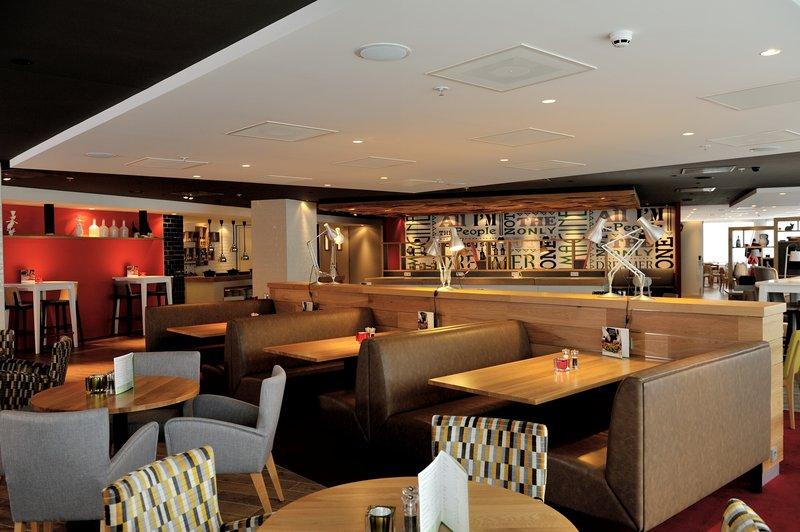 בית מלון כפרי Holiday Inn Amsterdam Arena Towers אמסטרדם