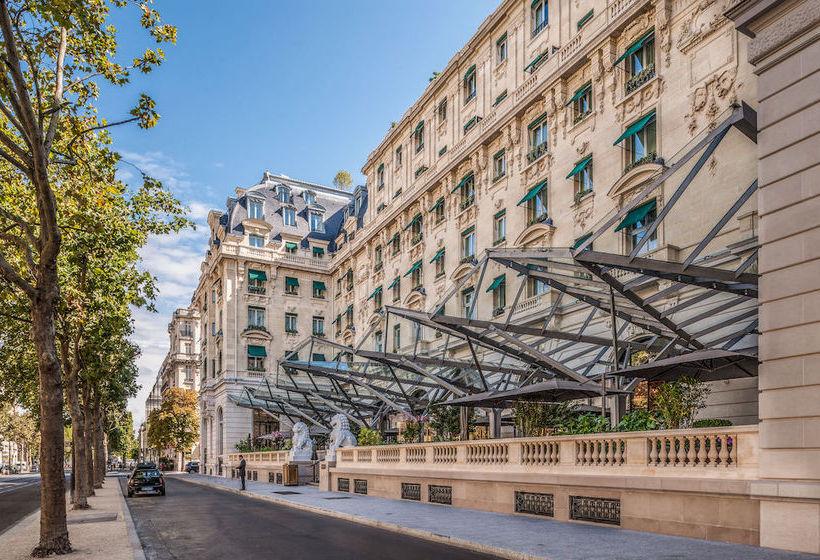 hotel the peninsula paris in paris starting at 97 destinia. Black Bedroom Furniture Sets. Home Design Ideas