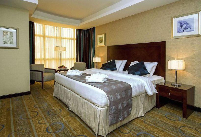 Hôtel Mercure Jeddah Al Hamra Djeddah