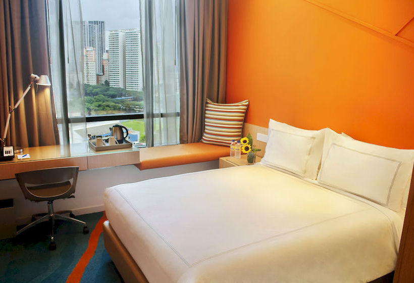 Hotel Days Singapore At Zhongshan Park Singapura