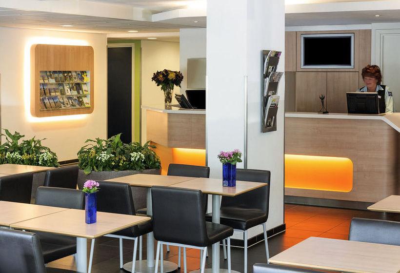 Hôtel Ibis Budget Amsterdam Airport Badhoevedorp