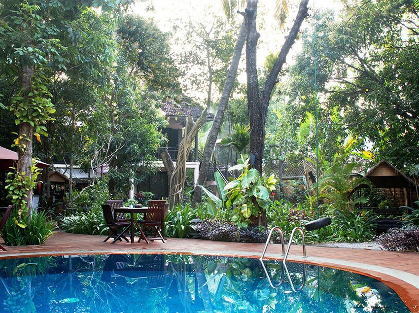 Resort The River Garden Siem Reap