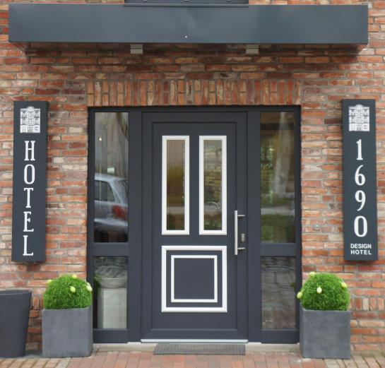 H tel 1690 design rendsburg les meilleures offres avec for Design hotel 1860 rendsburg