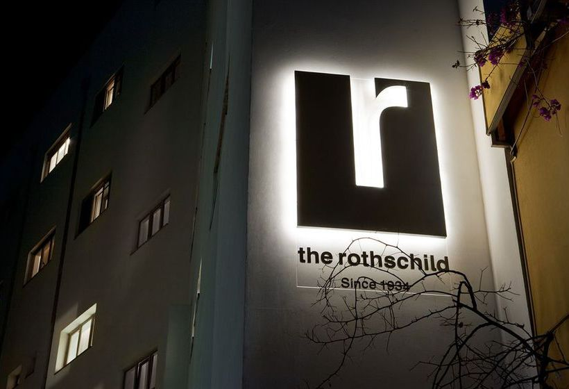Hotel The Rothschild 71 Tel Aviv