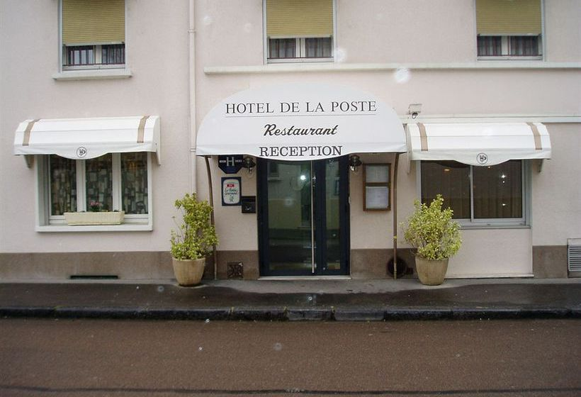 Hôtel La Poste Vitry le Francois