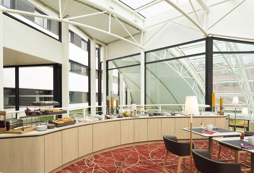 hotel oceania paris roissy cdg em le mesnil amelot desde 3. Black Bedroom Furniture Sets. Home Design Ideas