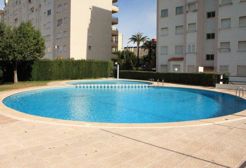 Apartamentos gandia playa 3000 in gandia starting at 14 destinia - Playa gandia apartamentos ...