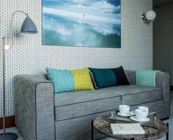 h tel castelbrac dinard partir de 116 destinia. Black Bedroom Furniture Sets. Home Design Ideas