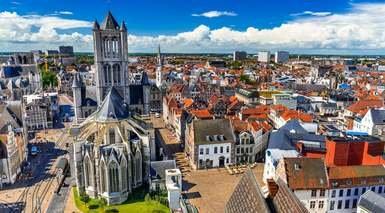 Circuito por Bélgica y Holanda con Crucero por el Rin - Venta Anticipada