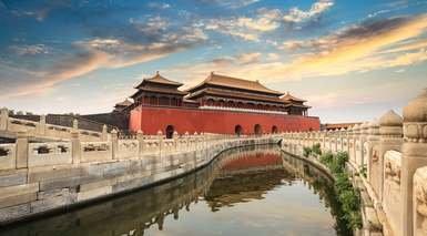 Escapada a Pekín con Visitas