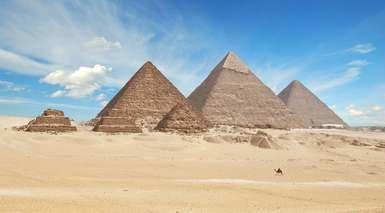 Egipto: Cairo y Crucero por el Nilo