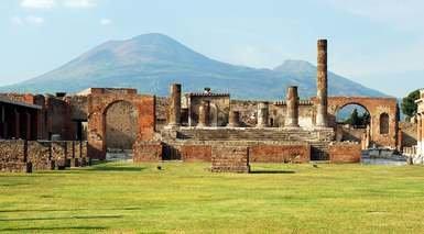 Roma, Nápoles y Pompeya
