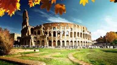 Roma y  la Costa Sorrentina