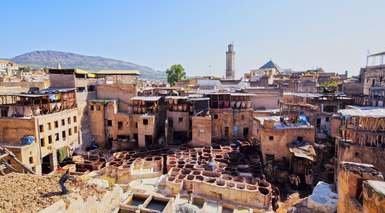 Les Merinides - Fez