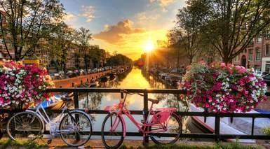 Viaje por los Países Bajos