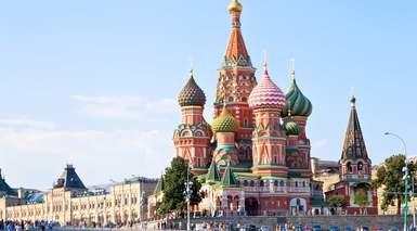 Rusia: San Petersburgo y Moscú - Semana Santa