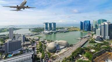 Fairmont Singapore - Singapur