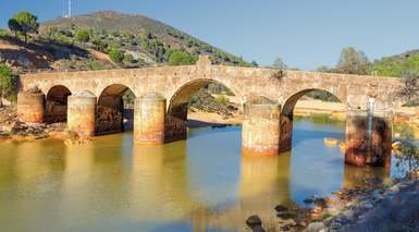 Sevilla, Huelva, Ruta Colombina y Sierra de Aracena