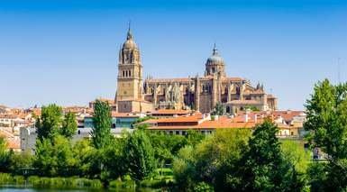 Palacio de San Esteban - Salamanca