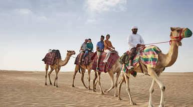 5 Días en Dubái con Safari en el Desierto