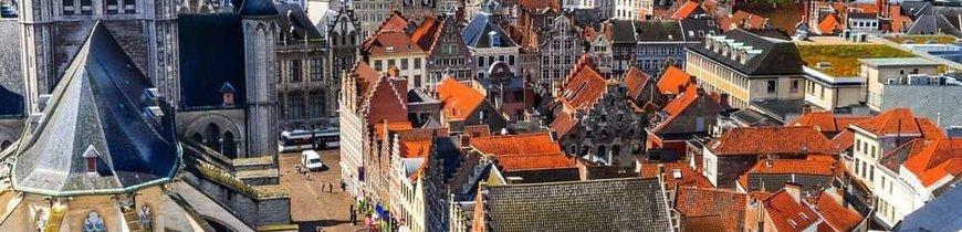 Circuito por Bélgica y Holanda con Crucero por el Rin