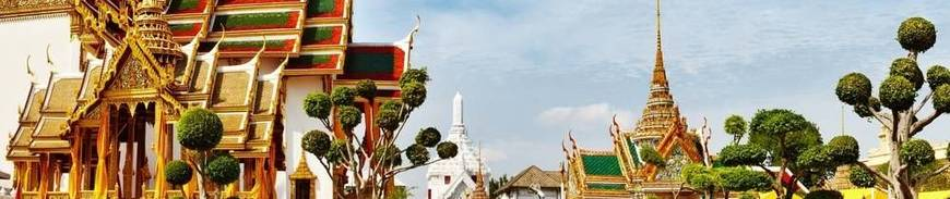 Bangkok + Phuket o Krabi