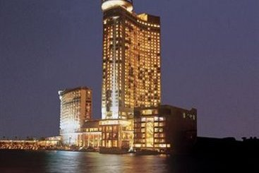 Grand Nile Tower  - Kairo