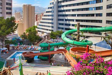 Magic Aqua Rock Gardens - Benidorm