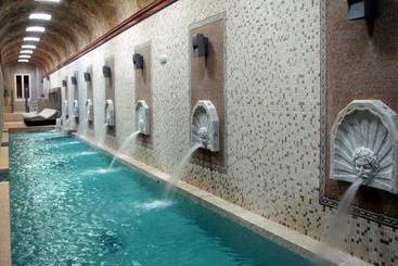 Balneario Termas Pallares - Hotel Termas - Alhama de Aragón