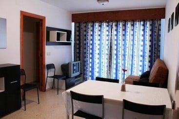 Zimmer Apartamentos Jardines de Gandia VI 3000