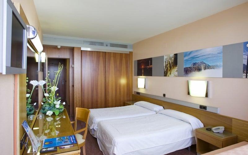 방 Gran Hotel Bali 베니 돔