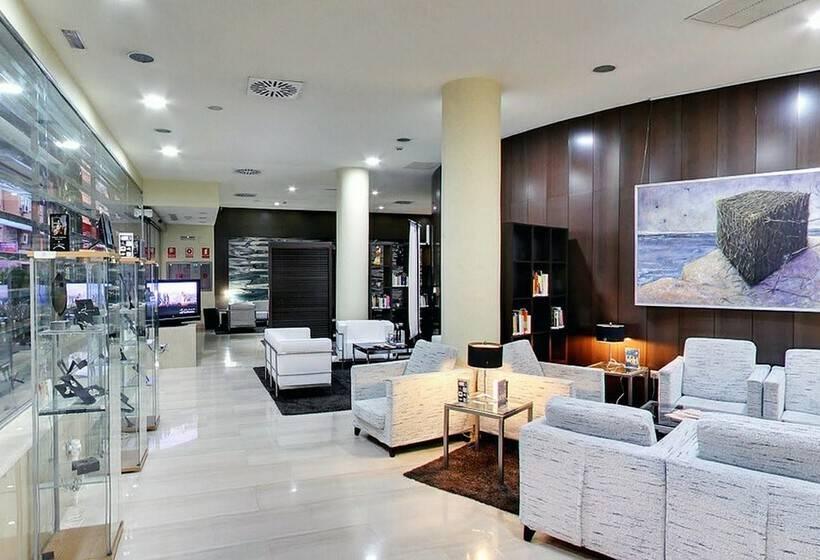 공용 공간 호텔 Abba Centrum Alicante 알리카트