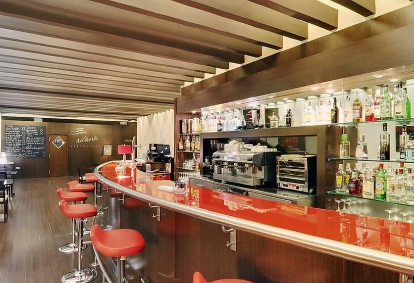 Cafeteria Hotel Abba Centrum Alicante