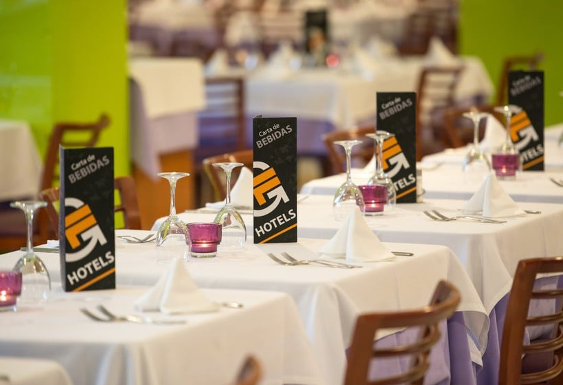 Restaurante Hotel Benidorm Plaza