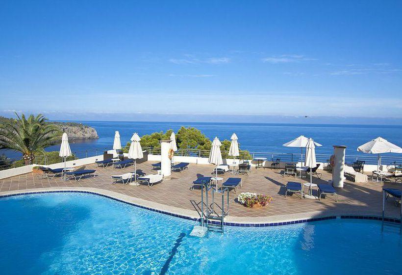 プール ホテル Hoposa Costa D'or Deià