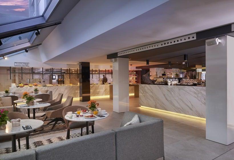 مطعم فندق Innside Palma Bosque بالما دي مايوركا