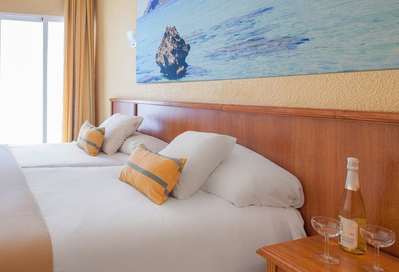 اتاق هتل Magic Fenicia بنیدورم