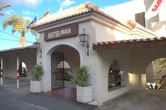 ホテル Masa Internacional トレビエハ