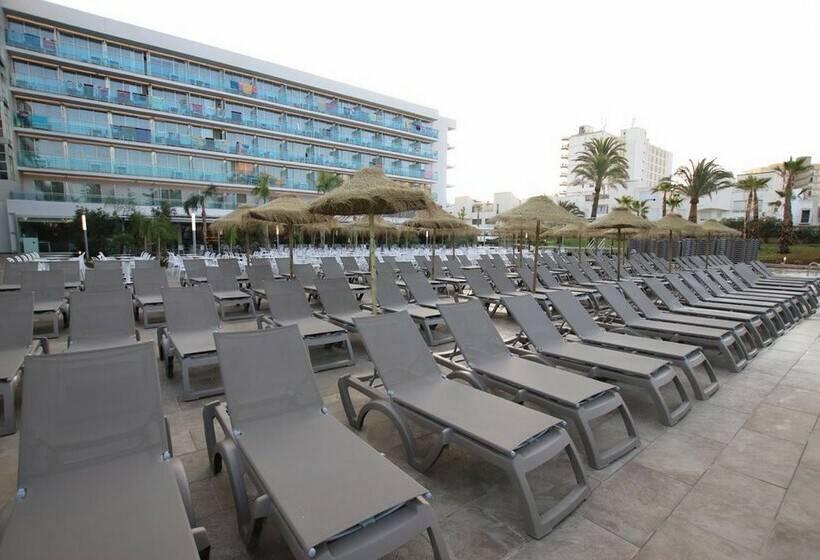 Terrace Hotel Ohtels Roquetas Roquetas de Mar