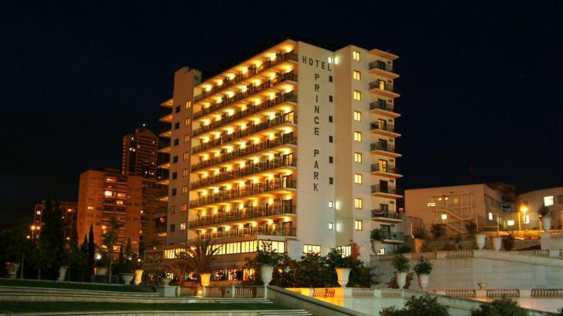 Esterno Hotel Prince Park Benidorm