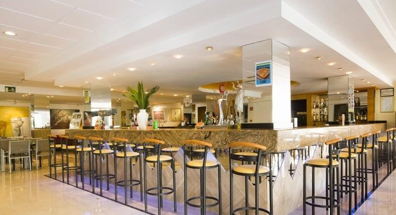 Cafeteria Hotel Prince Park Benidorm
