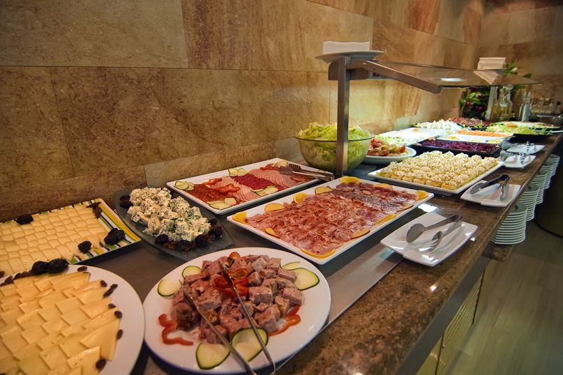 Restaurant Hotel Servigroup Diplomatic Benidorm