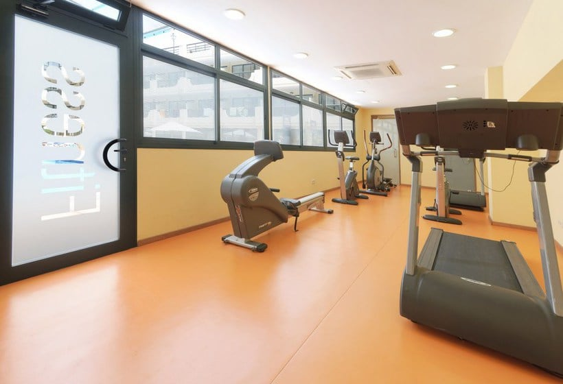 Sports facilities Hotel Innside Palma Bosque