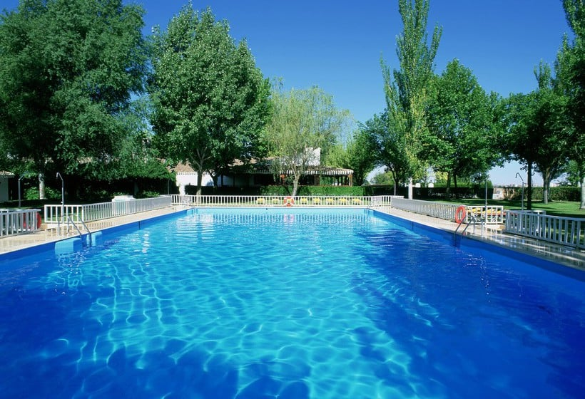 Swimming pool Parador de Albacete
