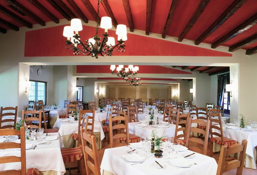 Restaurant Parador de Albacete