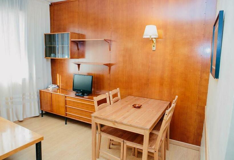 Chambre Apartamentos Augusta Barcelone