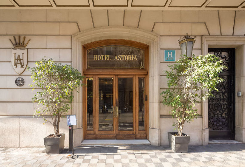 Astoria Hotel Barcellona